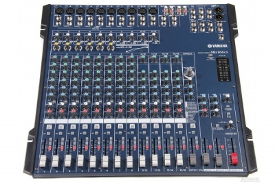 Table de Mixage Yamaha MG16/6 CX